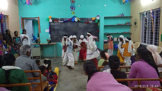 Stories From The Field. Celebrating One Year for Patches Tuition Centre in Siriyur.