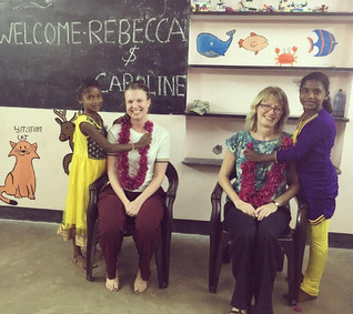 Stories From The Field- Adventure Ashram Volunteer Rebecca Smith returns to India for the third time
