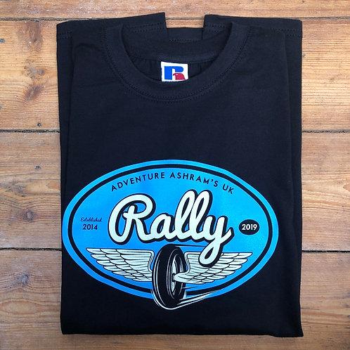 2019 UK Rally t-shirt