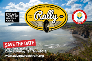 Save the date for our 2018 UK Rally!