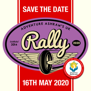 Adventure Ashram Rally is back!