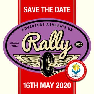 Adventure Ashram Rally is back!