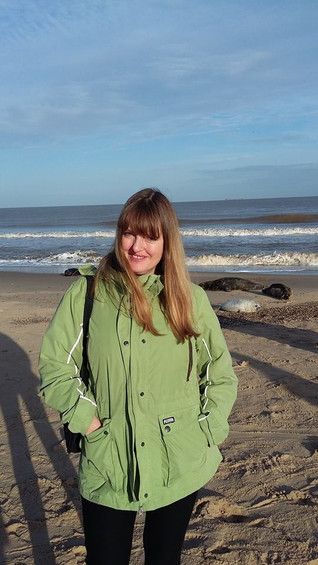 We are delighted to introduce our first e-volunteer - Mary Edwards