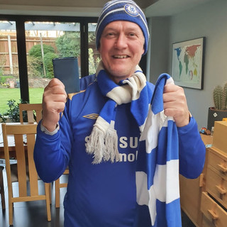 Ticket to Chelsea FC Stamford Bridge Match