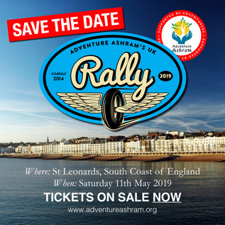 The 2019 UK Car and Bike Rally 11th May. Tickets on sale now!