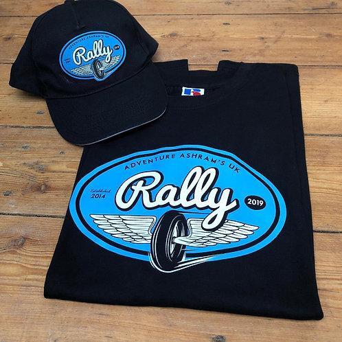 2019 UK Rally T-shirt and Cap