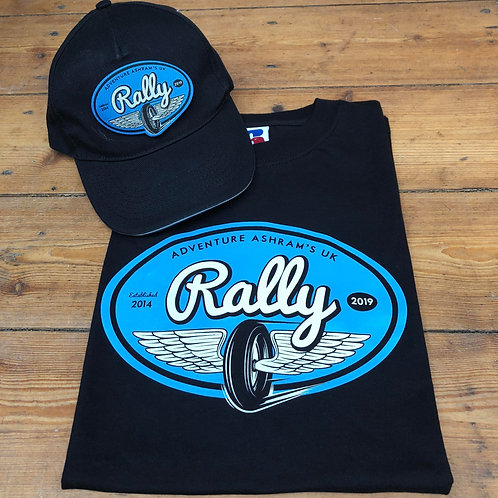 UK 2019 Rally T-Shirt and Cap combo