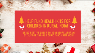Help fund health kits for children in rural India this Christmas!