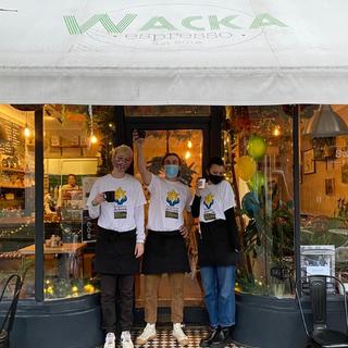 Adventure Ashram partner with Wacka Espresso!