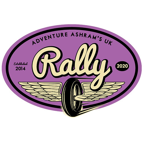 UK Rally 2021 Ticket. Please select your t-shirt size too.