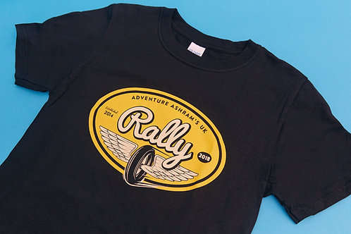2018 UK Rally T-shirt
