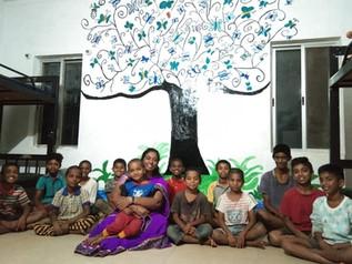An update from Odanadi, India.
