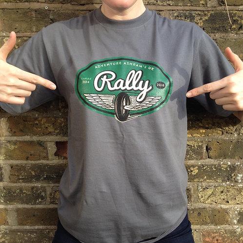 UK Rally 2016 t-shirt