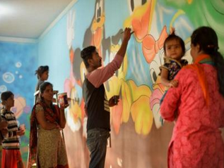 Stories From The Field - Odanadi's New Murals of Hope