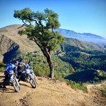 2 Days Motorcycle Trail Riding in southern Spain