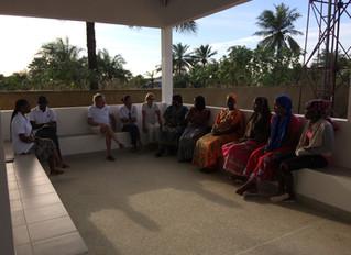 Hier soir on a causé entre femmes au poste Casamasanté !