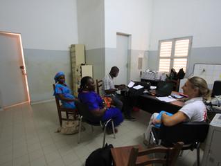 Rendez-vous à l'Hôpital d'Oussouye avec le Docteur Senghor, Médecin Chef du District