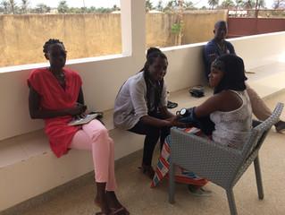 Matinée de dépistage gratuit de l'hypertension et du diabète au poste Casamasanté !