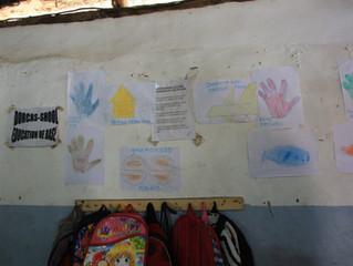 LIVRAISON DE JOUETS EDUCATIFS À LA DORCAS' SCHOOL