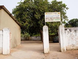 Rendez-vous à l'Inspection académique départementale à Oussouye