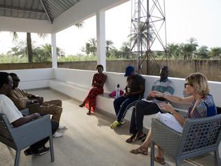 Réunion du Conseil d'administration Casamasanté Sénégal