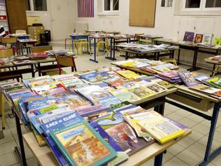 Une belle moisson de livres pour enfants !