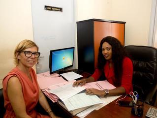 Rendez-vous au Ministère des Finances à Dakar