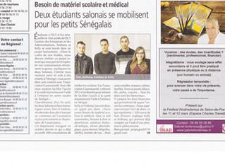 Des nouvelles de nos étudiants de l'IUT d'Aix-en-Provence !