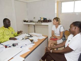 Rendez-vous avec le Docteur BADIANE, Médecin Chef d'Oussouye