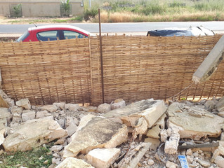 Accident mortel devant le poste Casamasanté