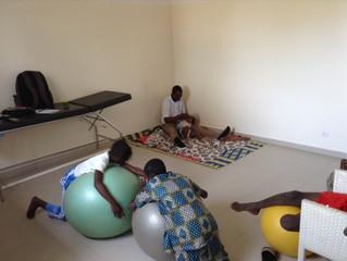 Kiné et Formation informatique au poste Casamasanté