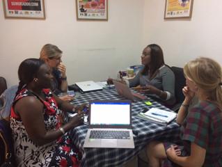 A Dakar, RDV avec l'ONG RAES