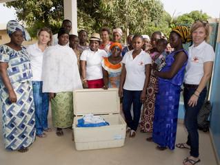 Vaccinations à l'école Aïssatou DIOP