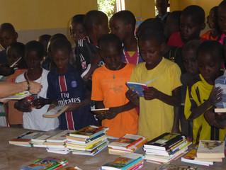 WANTED ! La collecte de livres Jeunesse se poursuit !