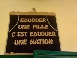 Rencontre avec le Proviseur et différents enseignants du Collège de Cabrousse qui accueille plus de