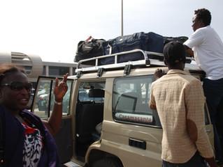 A bord du Véhicule Sanitaire Casamasanté !