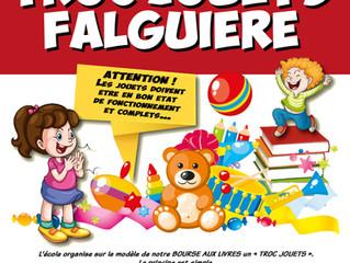 LE TROC-JOUETS FALGUIERE, C'EST MAINTENANT !