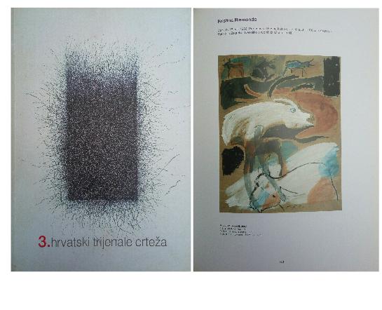 Triennial of drawing