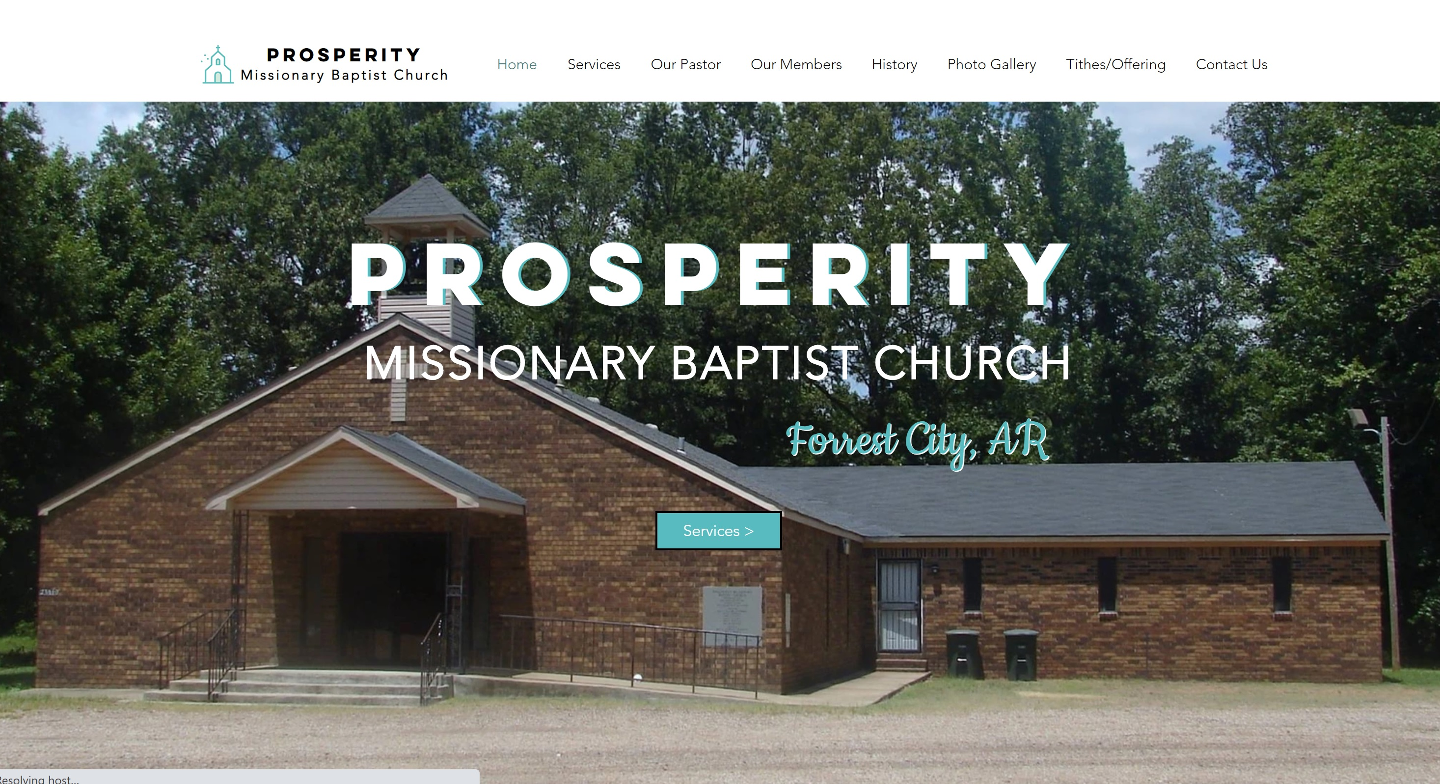 Prosperity MB Church