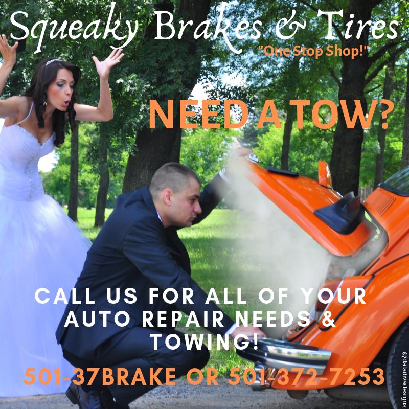 Squeakys Brakes & Tires