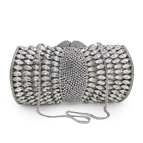 Diamond Reign Luxury Clutch