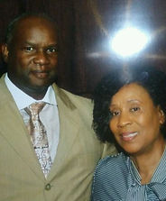 Rev. and Mrs. Taggart