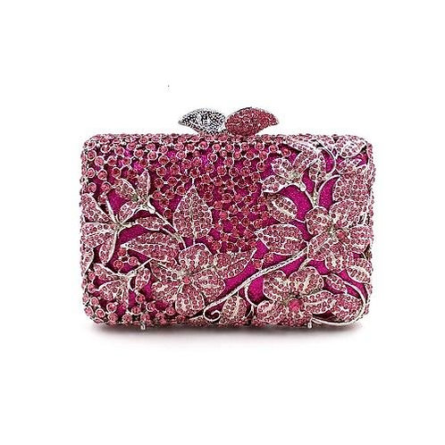 Seriously Pink Luxury Clutch