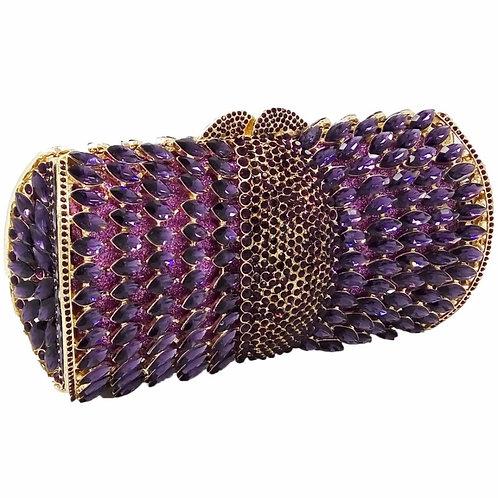 Purple Reign Luxury Clutch