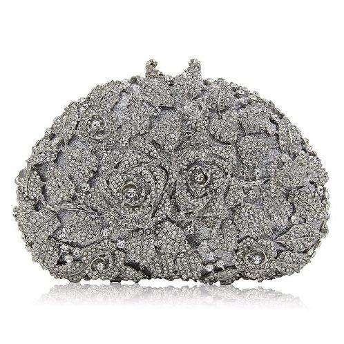Grand Rose Luxury Clutch