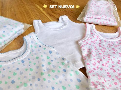 Set Camisetas (2 piezas)