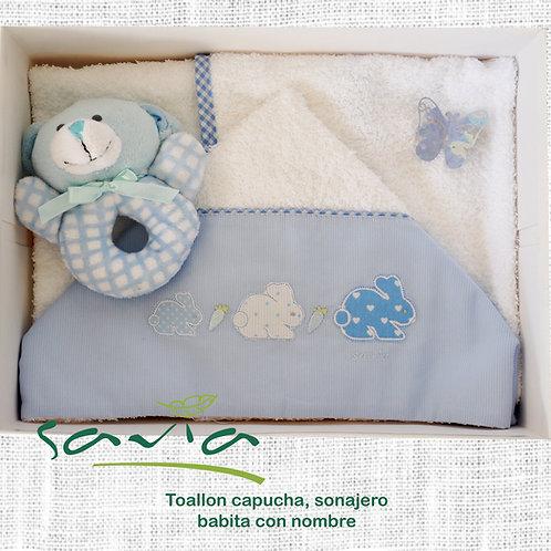Cristal Towel, 3 piezas