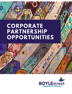 Corporate Partnership Opportunities Pack