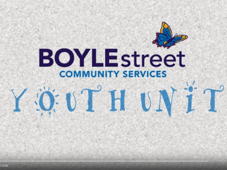 Youth Unit at the Community Centre: Video