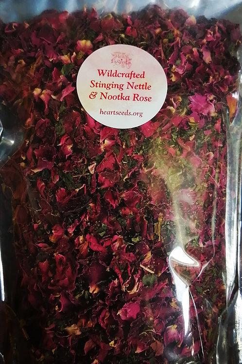 Nettle & Rose Tea